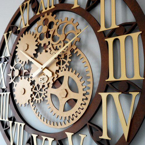 Relógio de parede Macchina