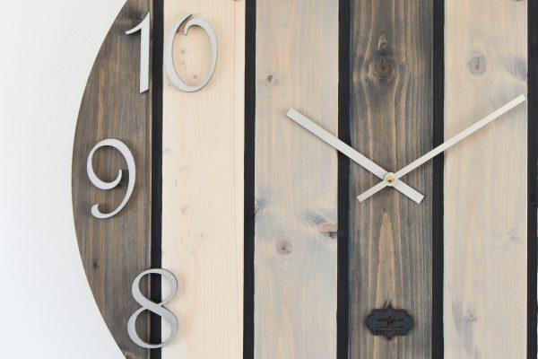 Relógio de parede Lath